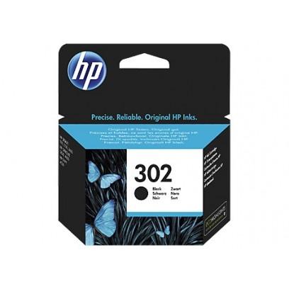HP F6U66AE 302 Black Original Ink Cartridge
