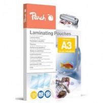 PEACH laminovací folie A3 (303x426mm), 125mic, lesklé, 100ks