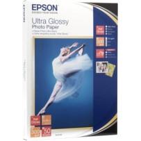 EPSON paper 13x18 - 300g/m2 - 50sheets - photo ultra glossy