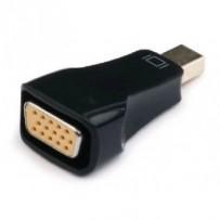 Kabel GEMBIRD C-TECH red. miniDisplayport na VGA, M/F, černá