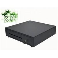 Pokladní zásuvka Star Micronics CB-2002 UN ,24V, RJ12, pro tiskárny, černá
