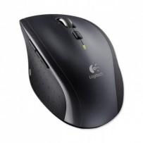 Logitech myš Wireless Mouse M705 Marathon, laserová,unifying, 7 tlačítek,1000dpi, černá/šedá