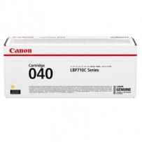 Canon Cartridge 040 Yellow