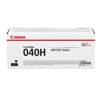 Canon Cartridge 040 H Black