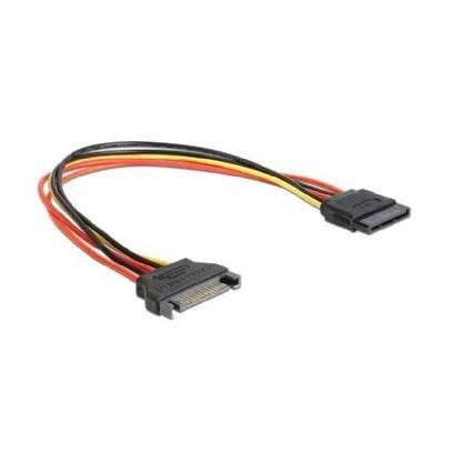 Kabel GEMBIRD SATA prodloužení napájení, 30cm