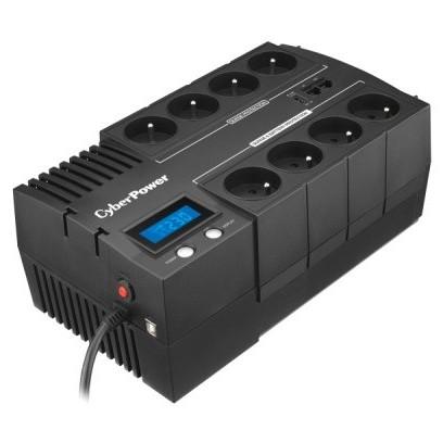 CyberPower BRICs LCD UPS 700VA/420W - české zásuvky