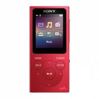 SONY NW-E394 - Digitální hudební přehrávač Walkman® 8GB - Red
