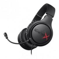 CREATIVE Sound BlasterX H3 gaming sluchátka s mikrofonem, konektor 3.5mm, pro hráče (náhlavní souprava)