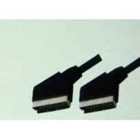Kabel GEMBIRD přípojný SCART 1,8m M/M