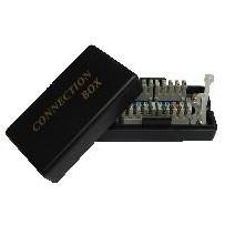 Case mini-ITX 82001B černý, čtečka karet, ext.65W