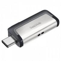 SanDisk Ultra Dual USB 128 GB flash disk, 150MB/s, USB3.1 typ C