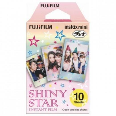 Fujifilm COLORFILM INSTAX mini 10 fotografií - STAR