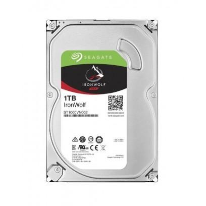 "Seagate IronWolf, NAS HDD, 1TB, 3.5"", SATAIII, 64MB cache, 5.900RPM"