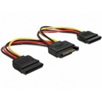Power Adapter SATA 15-pin na 2xSATA 15-pin