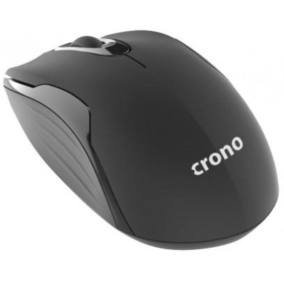 !! AKCE !! Crono CM644 - myš optická bezdrátová, USB, černá