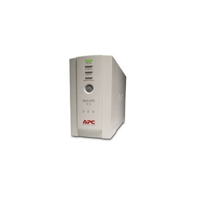 APC Back-UPS BK/CS 500EI (300W)