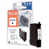 PEACH kompatibilní cartridge Epson T1291, Black, 11,5 ml