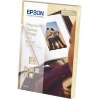 EPSON paper 10x15 - 255g/m2 - 40sheets - photo premium glossy