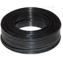 DATACOM Telefonní kabel 4-žilový lanko 100m černý