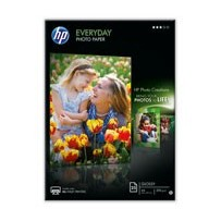 HP Q5451A Lesklý fotografický papír Everyday – 25 listů/A4/210 mm x 297 mm , 200gr
