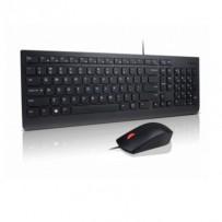Lenovo klávesnice + myš Essential Wired CZ