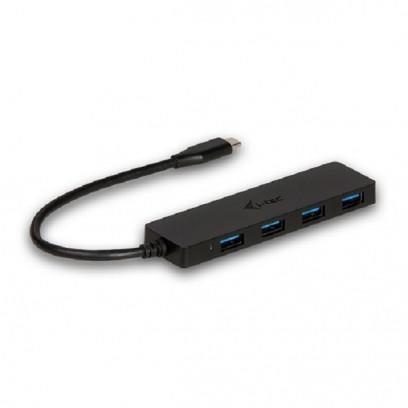 i-Tec USB-C 3.1 HUB 4port s 4x USB 3.0, Thunderbolt 3