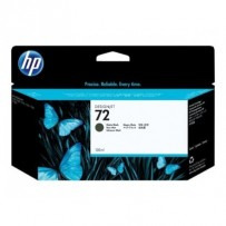 HP C9403A No. 72 Matte Black Ink Cart pro DJ T610/T1100, 130ml