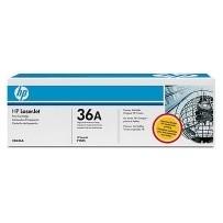HP CB436A Toner 36A pro LJ P1505, M1120,M1522, (2000str), Black