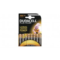 Duracell MN2400B8 Duracell Plus AAA 8 Pack
