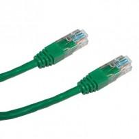 DATACOM Patch cord UTP CAT6 2m zelený