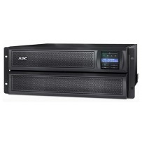 APC Smart-UPS X 2200VA (1980W) Rack 4U/Tower LCD, hloubka 483 mm +AP9631