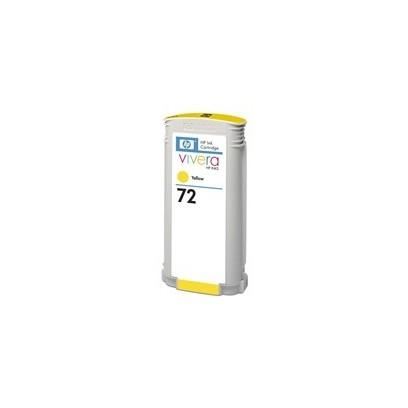 HP C9373A No. 72 Yellow Ink Cart pro DJ T610/T1100, 130ml