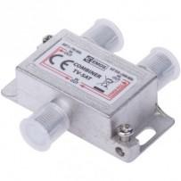Emos slučovač satelitního a anténního signálu (TV/SAT)
