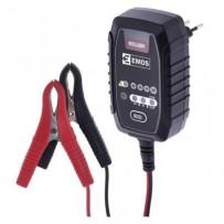 Emos N1015 inteligentní nabíječka autobaterií a olověných akumulátorů 12V/6V