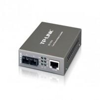 TP-Link MC110CS konvertor, 1x10/100M RJ45 / 1 x singl-mode