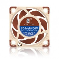 Noctua NF-A4x20-PWM, 40x40x20mm, 4-pin, 5000/1200 RPM
