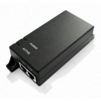 MaxLink PI15 PoE injektor - 802.3af, 48V, 0.32A, 15,4W, 1Gbit, napájecí kabel