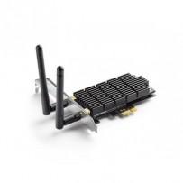 TP-Link Archer T6E bezdrátový PCI express adaptér, 867+400Mbps, 802.11ac/a/b/g/n, 2x odnímatelná anténa AC1300