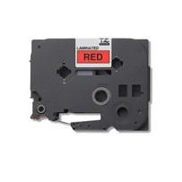 Brother - TZe-461, červená / černá (36mm, lamin.)
