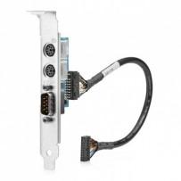 HP adaptér sériového a PS/2 portu