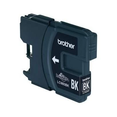 LC-980BK (inkoust černý, 300 str.@ 5%, draft)