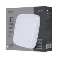 Emos přisazené LED svítidlo, čtverec Dori 18W/100W, NW neutrální bílá, 1550 lm, IP54