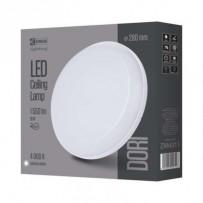 Emos přisazené LED svítidlo, kruh Dori 18W/100W, NW neutrální bílá, 1550 lm, IP54