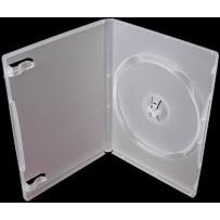 COVER IT Krabička na 1 DVD 14mm super čirý - karton 100ks