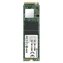 TRANSCEND MTE110S 512GB SSD disk M.2 2280, PCIe Gen3 x4 NVMe 1.3 (3D TLC), 1700MB/s R, 900MB/s W