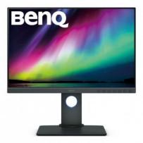 """BenQ LCD SW240 24.1"""" IPS/1920x1200/10bit/5ms/DP/HDMI/DVI/USB 3.0/SDcard/Jack/VESA/pivot/LUT/99% AdobeRGB/95% DCI-P3"""