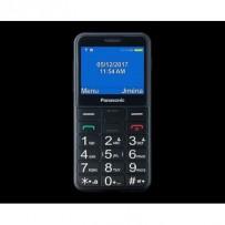 Panasonic KX-TU150EXB Snadno použitelný mobilní telefon, černý