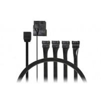 Digitus Highspeed Ethernet HDMI (1.4) propojovací kabel, 3x stíněný, AWG 30, 2m, pozl. kontakty