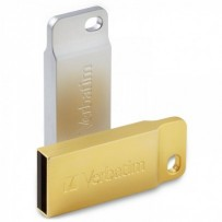 VERBATIM Store 'n' Go Metal Executive 32GB USB 3.0 zlatá