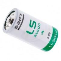 SAFT LS26500 (C) 3,6V/7700mAh